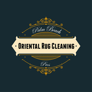 palm beach oriental rug cleaning pros logo